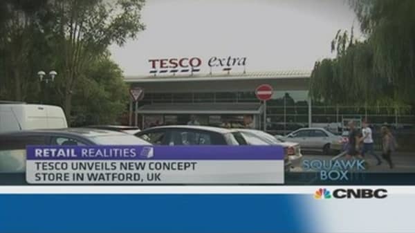 Tesco's new concept store: more than just a gimmick?