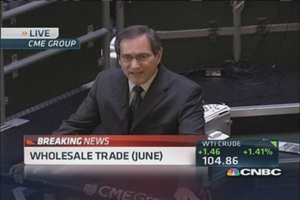 June wholesale trade down 0.2%