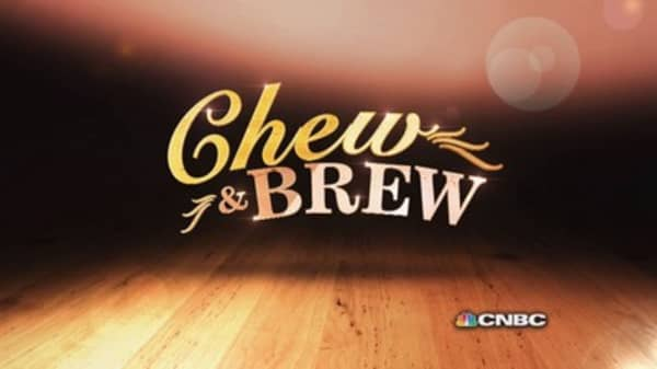 Chew and Brew: Hemp giving food and beer a new high