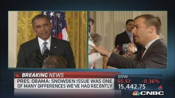 President Obama's Q&A