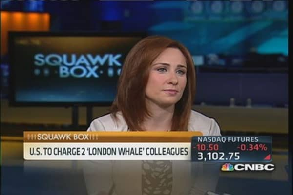 JPM's 'London 'Whale' watch