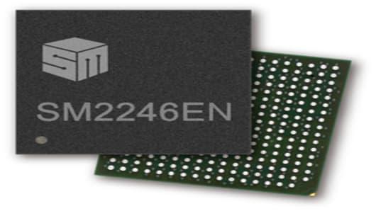 Silicon Motion's SM2246EN SATA 6Gb/s SSD