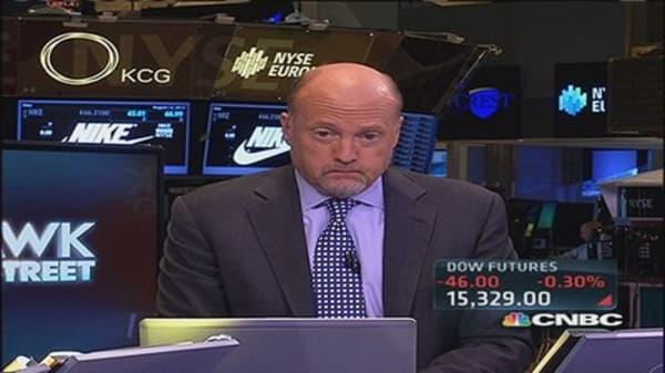 Cramer's stocks to watch: BlackBerry