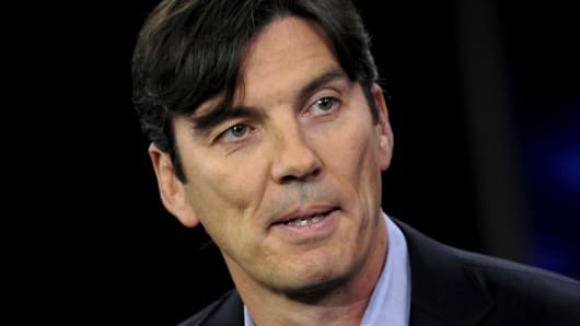 Tim Armstrong, CEO of Oath Inc.