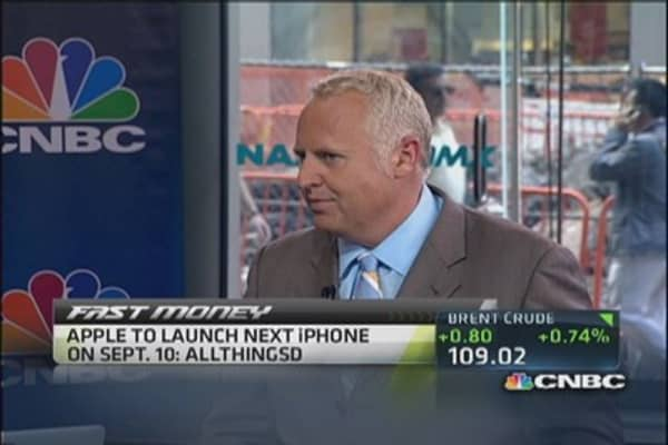 What could hurt Apple's stock price: Analyst