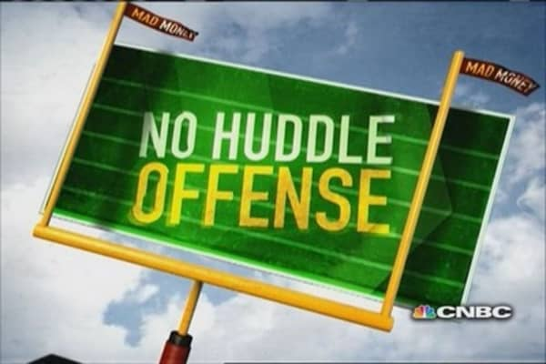 No Huddle Offense: Swimming with sharks?