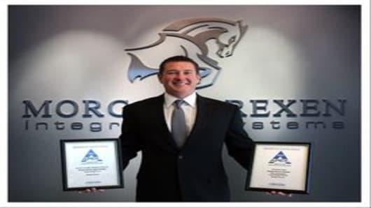 Another APEX Award for Morgan Drexen