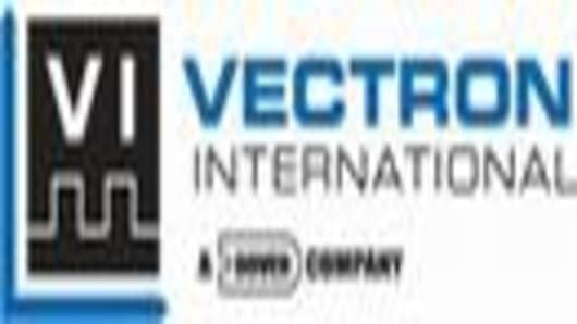 Vectron International logo