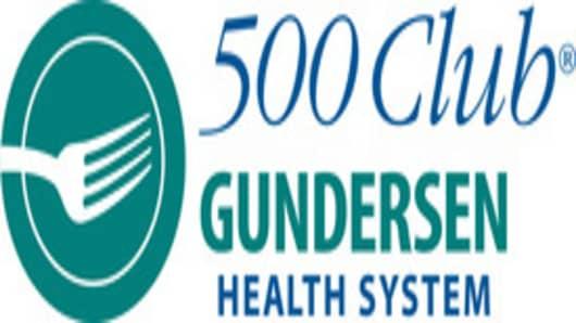 Gunderson 500 Club Logo