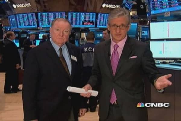 90 Seconds with Art Cashin: Taper in September?