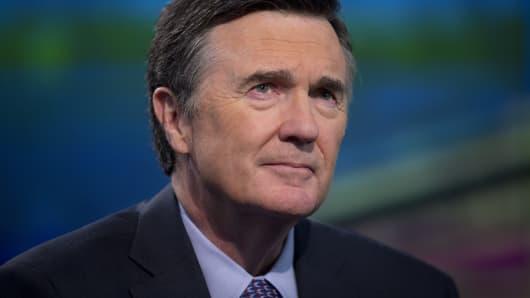 Dennis Lockhart, president of the Federal Reserve Bank of Atlanta.