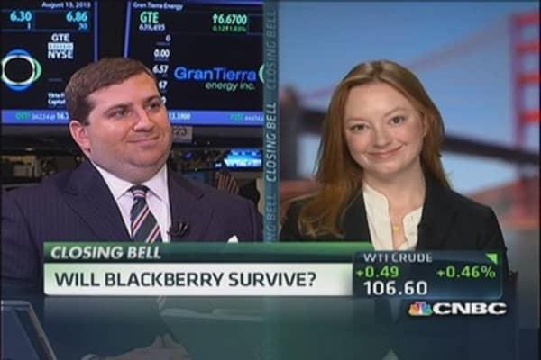 Will BlackBerry survive?