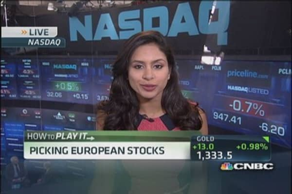 Picking European stocks