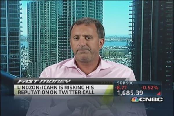 On Twitter, stock talk is 'buyer beware'