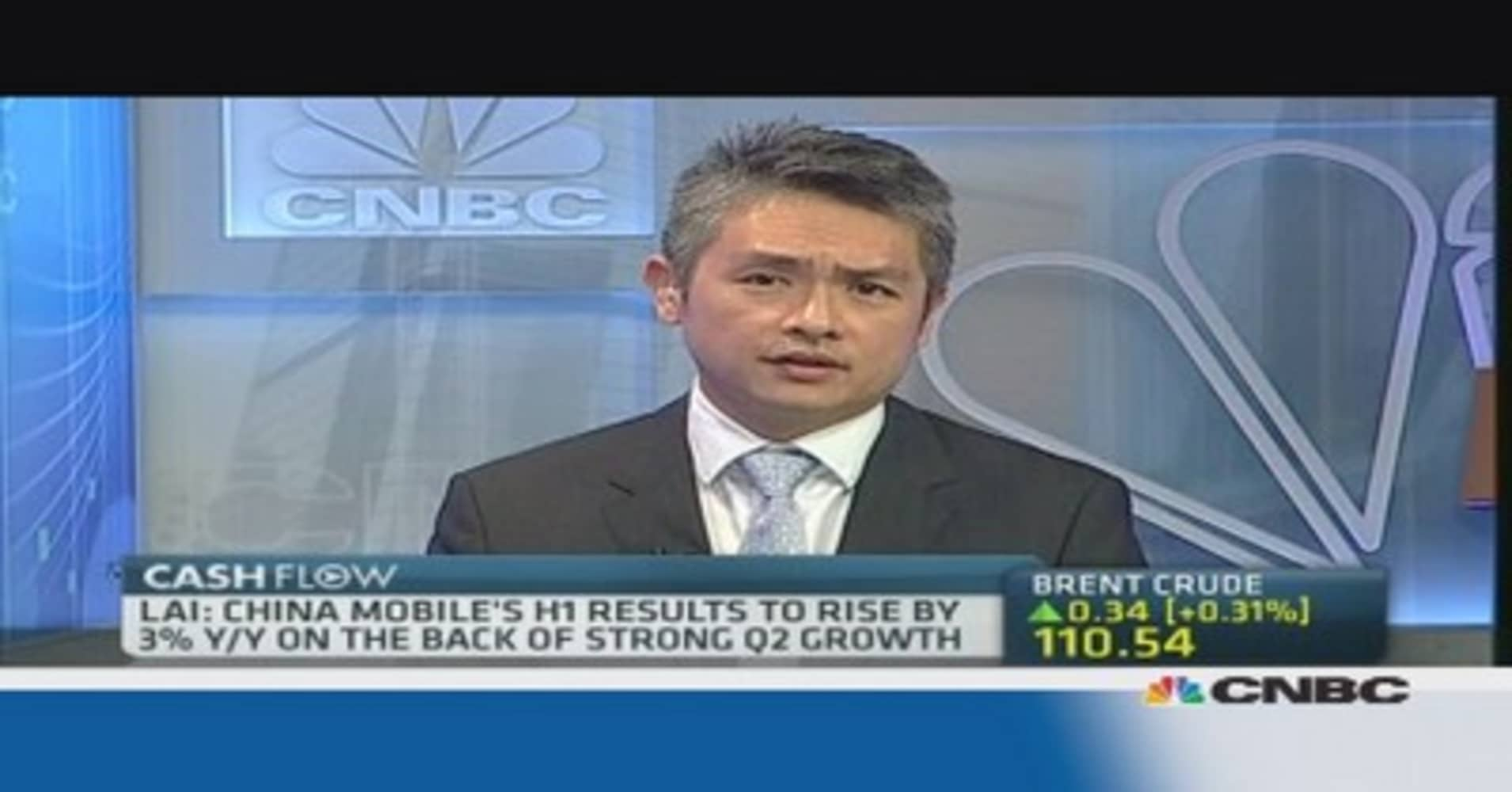 Apple tie-up won't boost China Mobile's stock: Pro