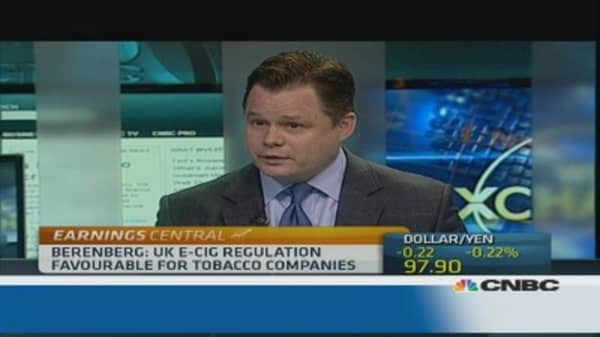 Can tobacco companies adapt to e-cigarettes?