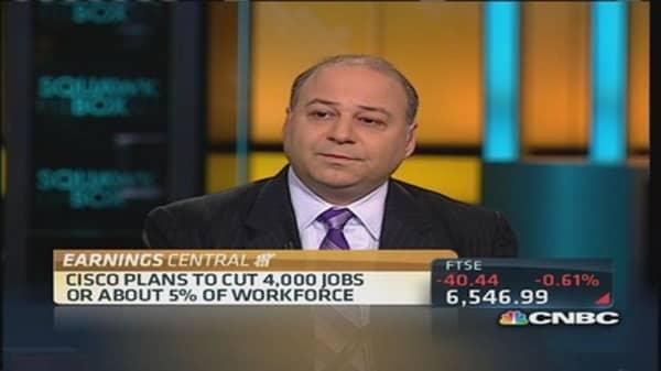 Despite layoffs, Cisco is still a 'buy': Analyst