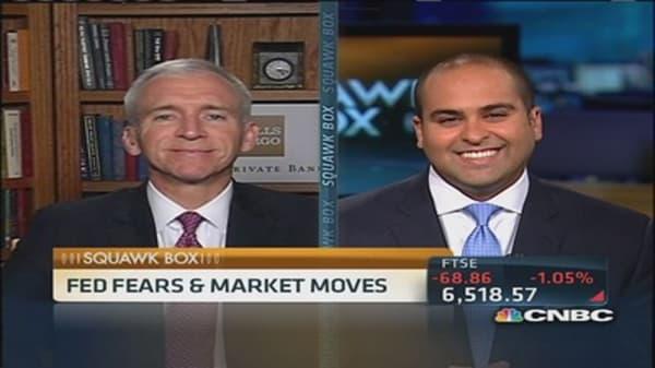 Dow suffers first triple loss since June