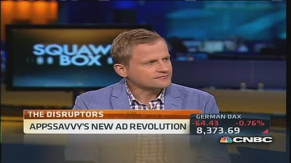 How Appssavvy is disrupting online ads