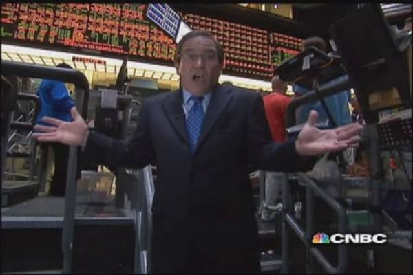 Santelli Exchange Extra: Where's the Confidence?