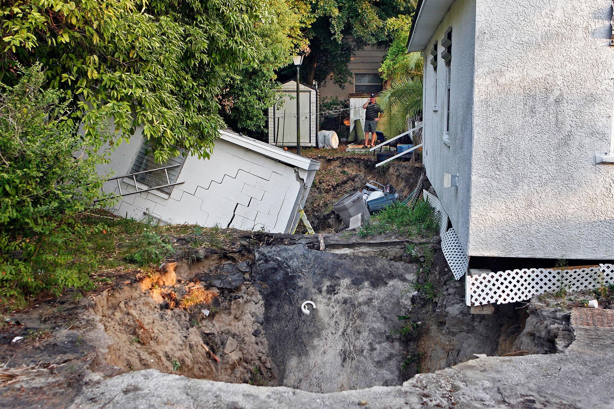 overdevelopment widens florida sinkhole problem