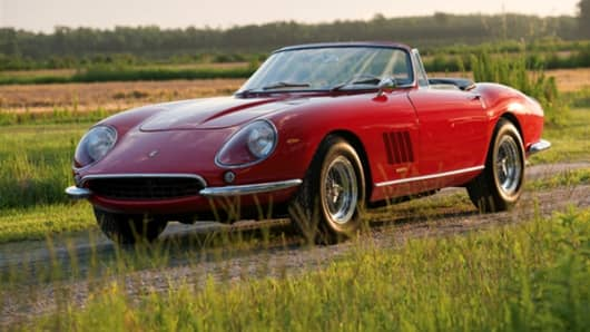 Chasing Classic Cars Ferrari  Gtb Nart