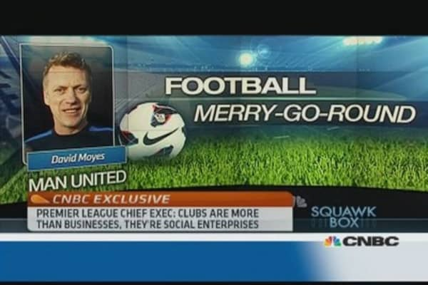 The fixture list is complex but fair: Premier League CEO