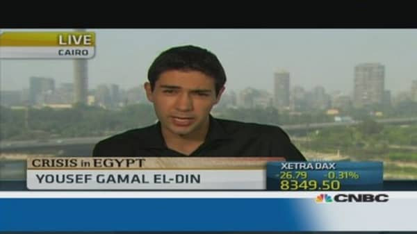 Egypt prepares for 'Friday of anger'