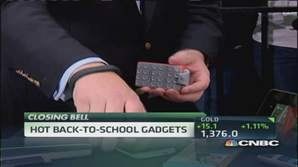 Hot back-to-school gadgets