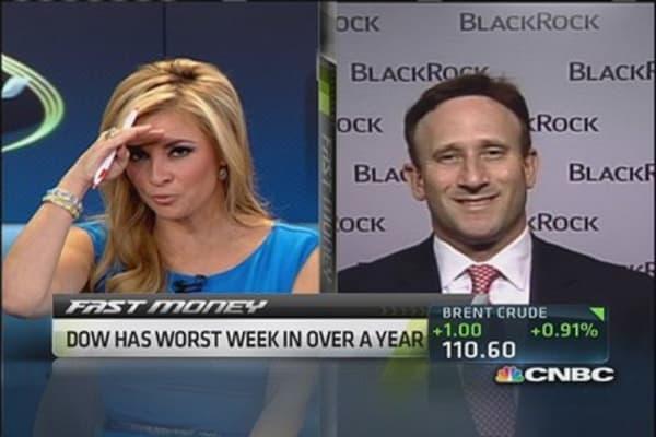 Go abroad for gains: BlackRock strategist