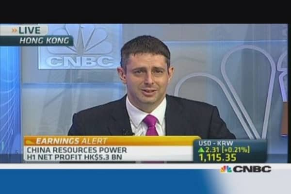 Pleasant earnings surprises out of China: Pro