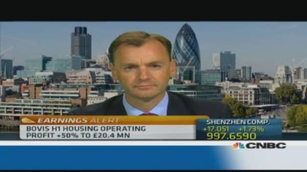 Consumers are more confident: Bovis CEO