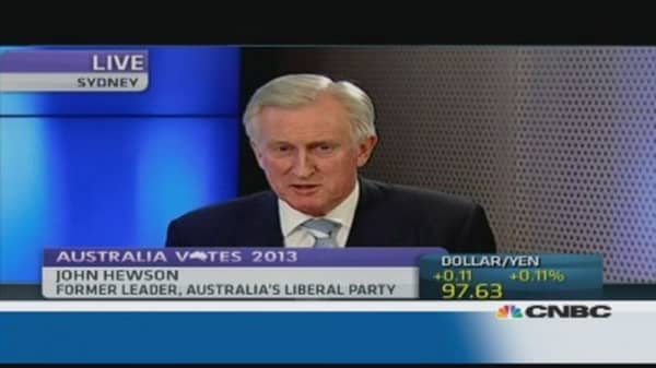 Australia has squandered resources boom: Former Liberal Party leader