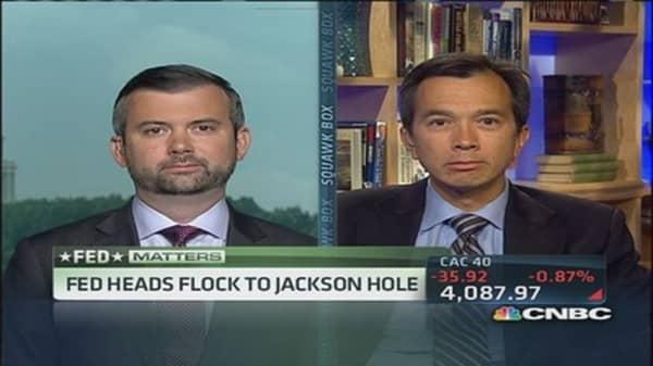 Bernanke bails on Jackson Hole