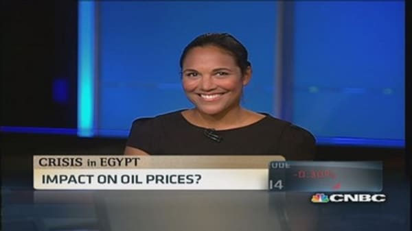 Egypt Crisis: Impact on oil