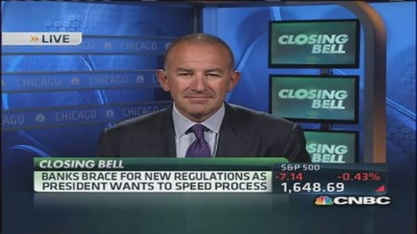 Banks brace for new regulations