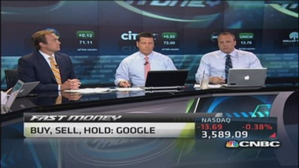 Google 9 years after IPO: Buy, sell or hold?