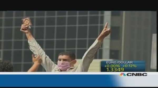 Egypt on the edge as violence continues