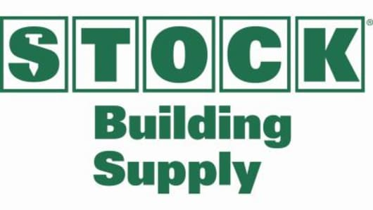 Stock Building Supply Logo