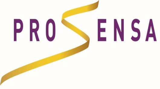 Prosensa Holding B.V. Logo