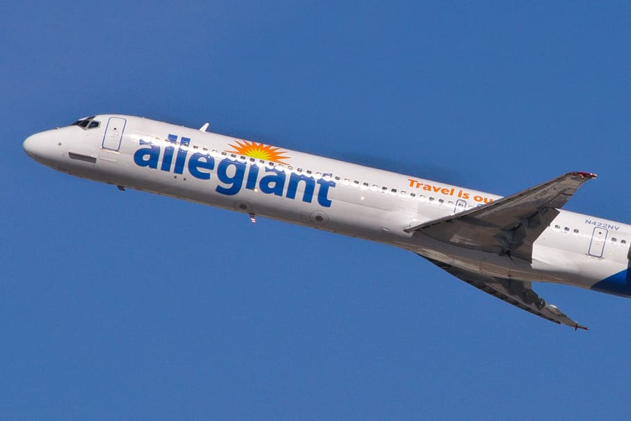 Allegiant Air Says Bookings Near Normal After Critical 60 Minutes