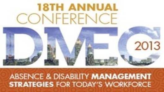 DMEC 2013 logo