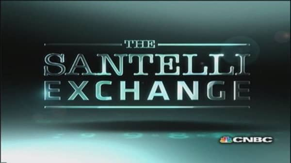 Santelli's emerging market anxieties