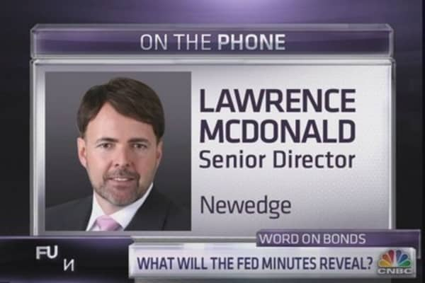 Larry McDonald: History won't be kind to Bernanke