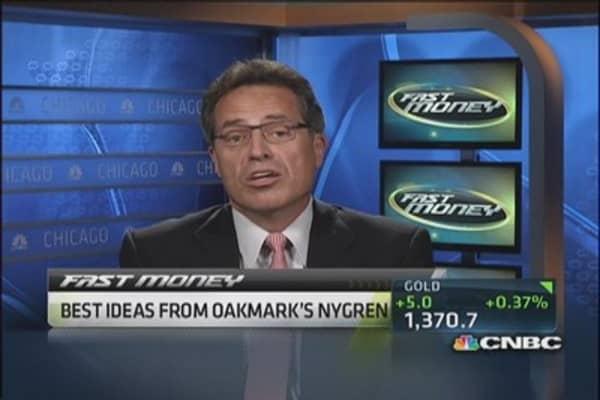 Repurchases trump dividends: Oakmark's Nygren