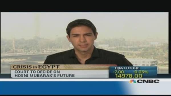 Egypt: More Muslim Brotherhood leaders detained