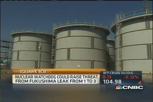 Fukushima leak threat may be worse than expected
