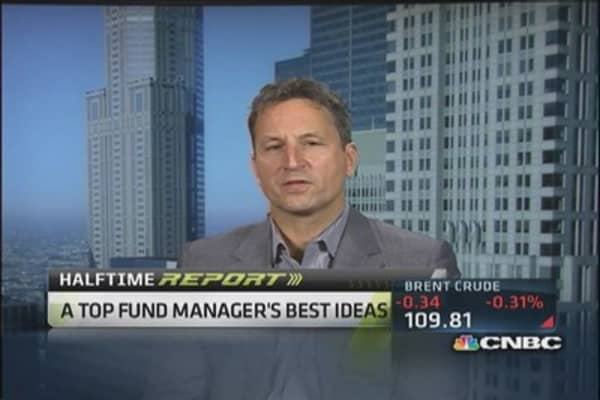 Top fund manager's best ideas