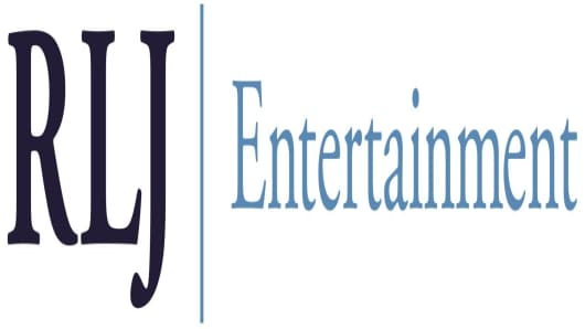 RLJ Entertainment, Inc. logo