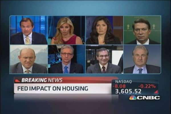 Fed impact on housing